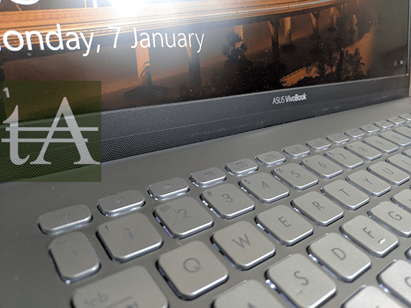 ASUS VivoBook S15 S530U Function Keys