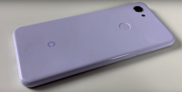 Google Pixel 3 Lite Leak Video
