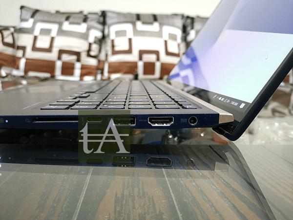 Asus Zenbook 15 UX533F ErgoLift