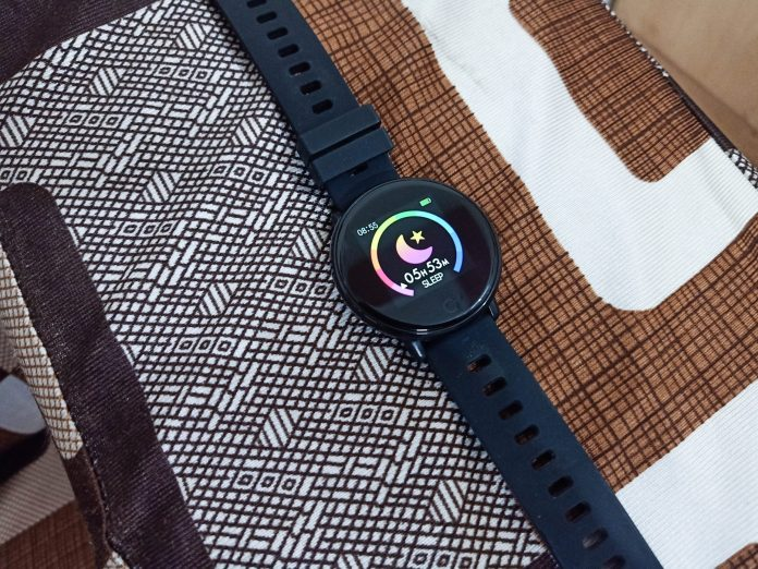 Gizmore Active GIZFIT Smart Watch 903 Sleep