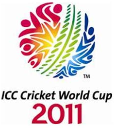 ICC Cricket World Cup 2011 Logo