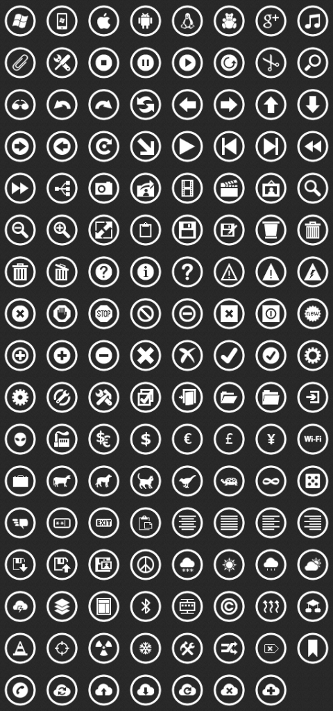 Windows-Metro-Icons