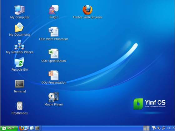 Ylmf_OS