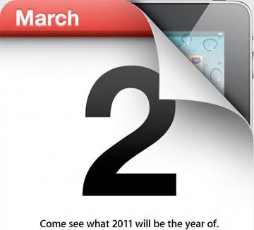 iPad 2 Evenet