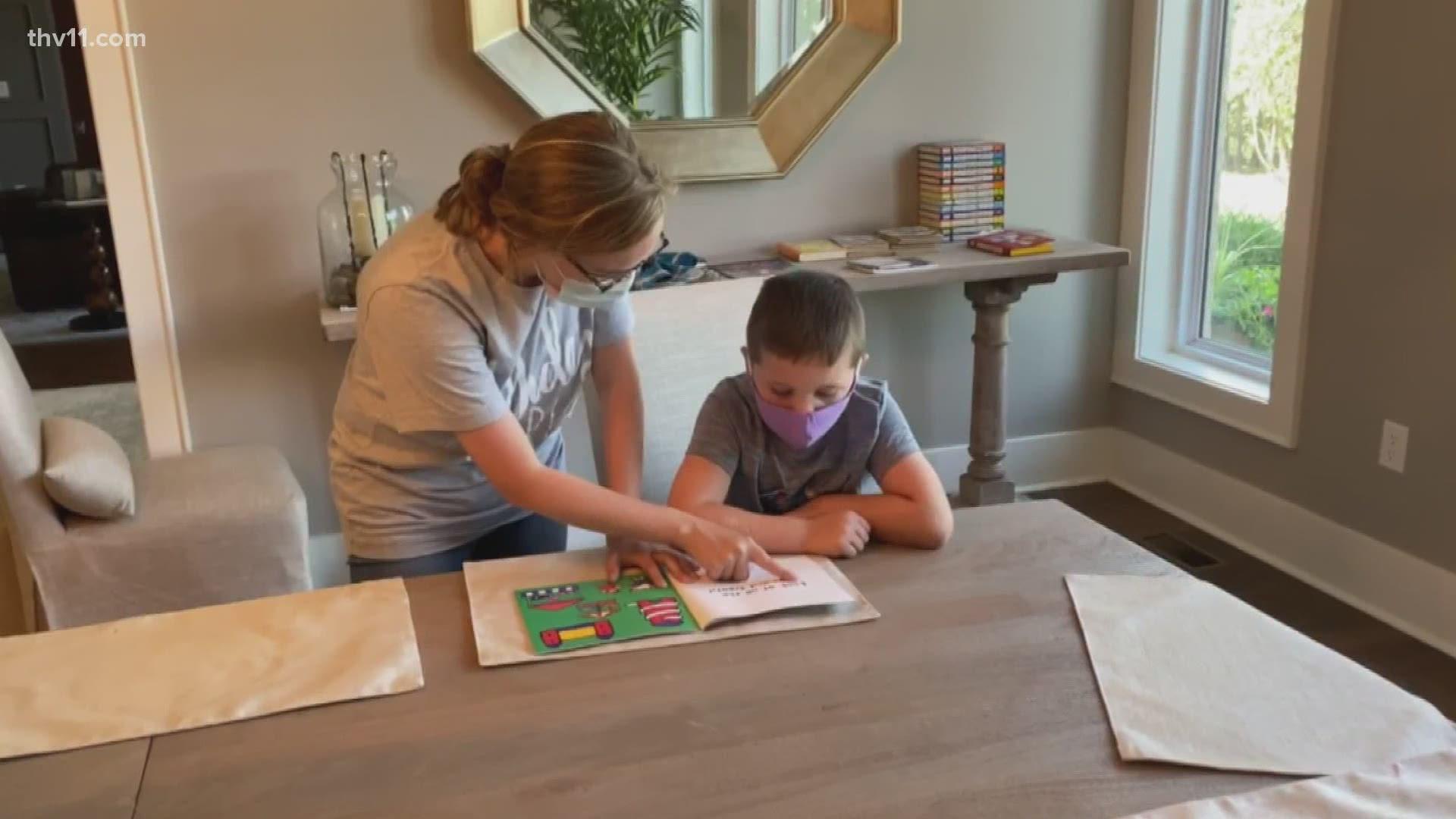 Cabot family starts school tutoring business amid COVID-19 | fox61.com
