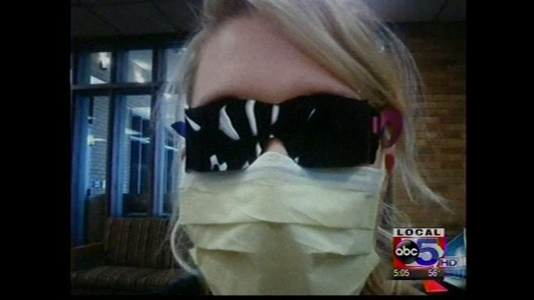 Woman loses vision after getting the Flu   weareiowa.com