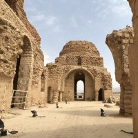Sarvestan, the enigmatic monument of ancient Iran, finally dated; Tehran Times