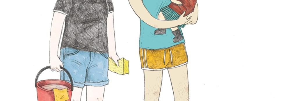Fin småbarnsbok om delaktighet