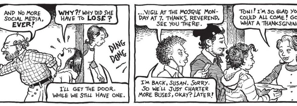 Tecknade serier med HBTQ-tema