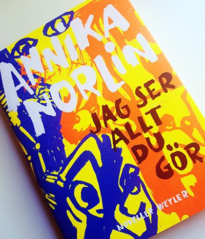 Intervju med Annika Norlin