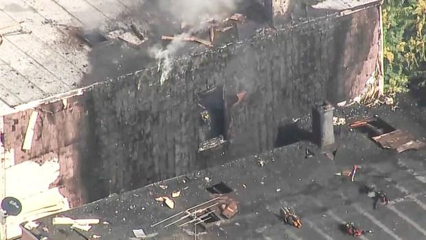 Voraz incendio en Union City deja niños muertos y varios heridos