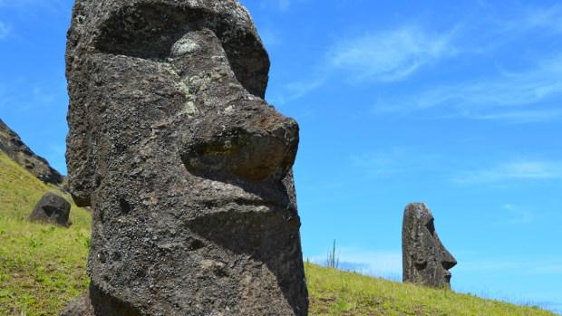 La isla de Pascua: maldita y misteriosa, estuvo llena de leprosos