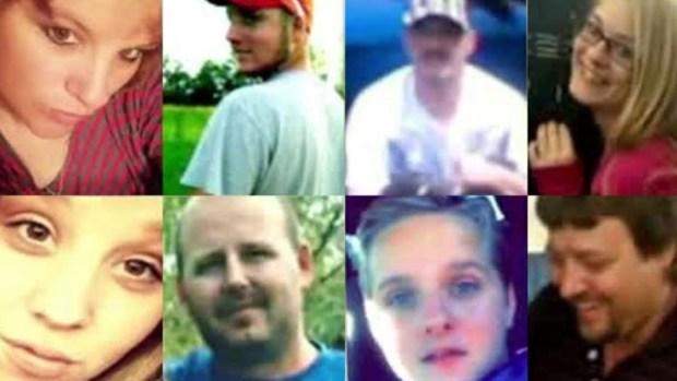 Escalofriante: revelan cómo masacraron a 8 familiares