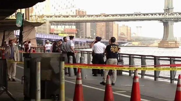 [TLMD - NY] Identifican a bebé hallado en el East River