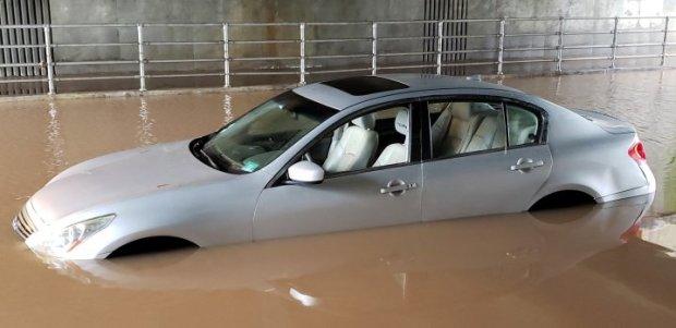 Nueva Jersey sumergido por lluvias torrenciales