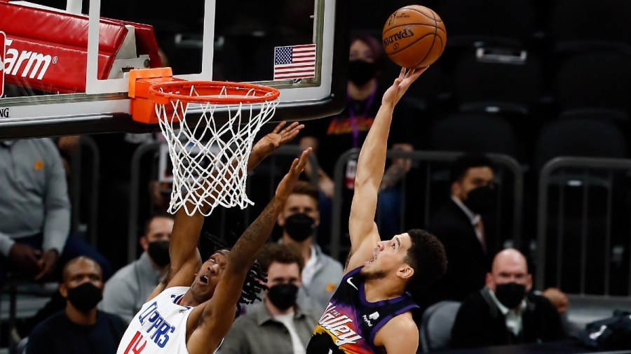 Suns vs. Clippers: inicia el camino hacia la final de la ...