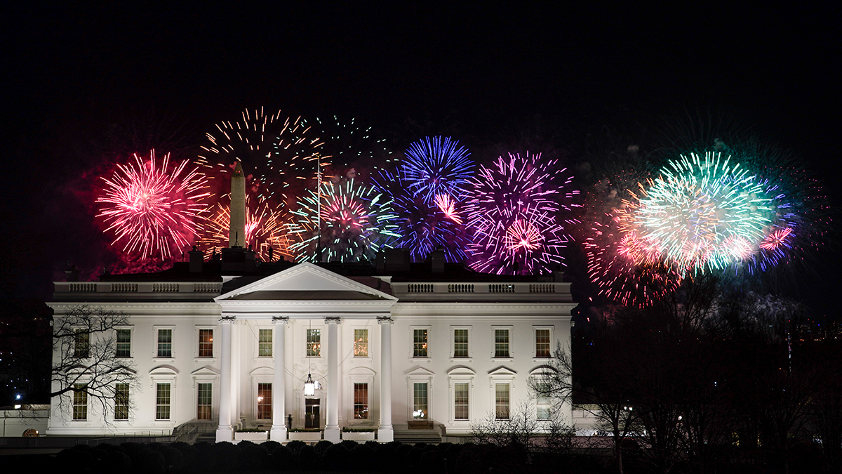 White House prepares celebration of July 4 and will commemorate the return to normality after the pandemic