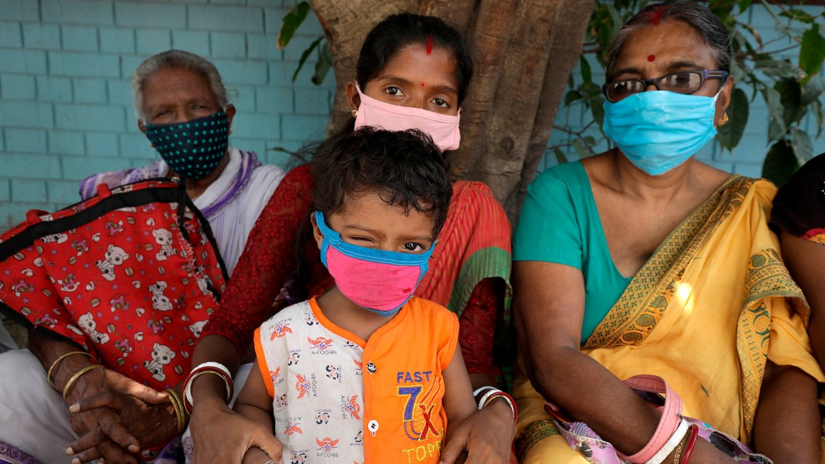 Indian variant of COVID-19 may be more contagious and resistant to vaccines