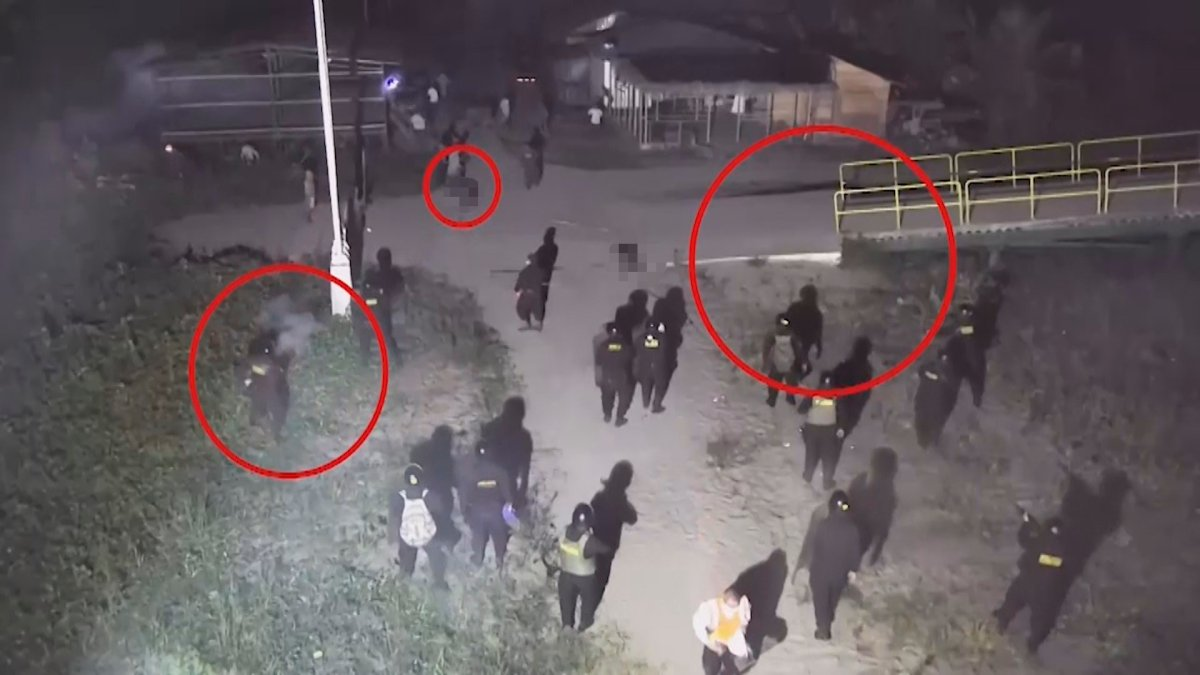 Video reveals alleged police abuse against indigenous people in protest that left 3 dead
