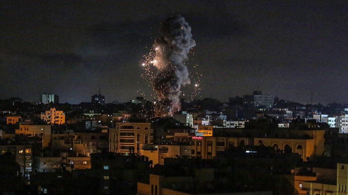 Gaza bombings: Israel claims it killed Islamic Jihad commander
