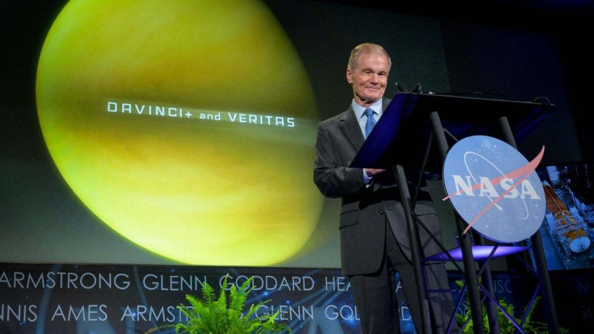 NASA announces decision to return to the planet Venus, the hottest in the solar system