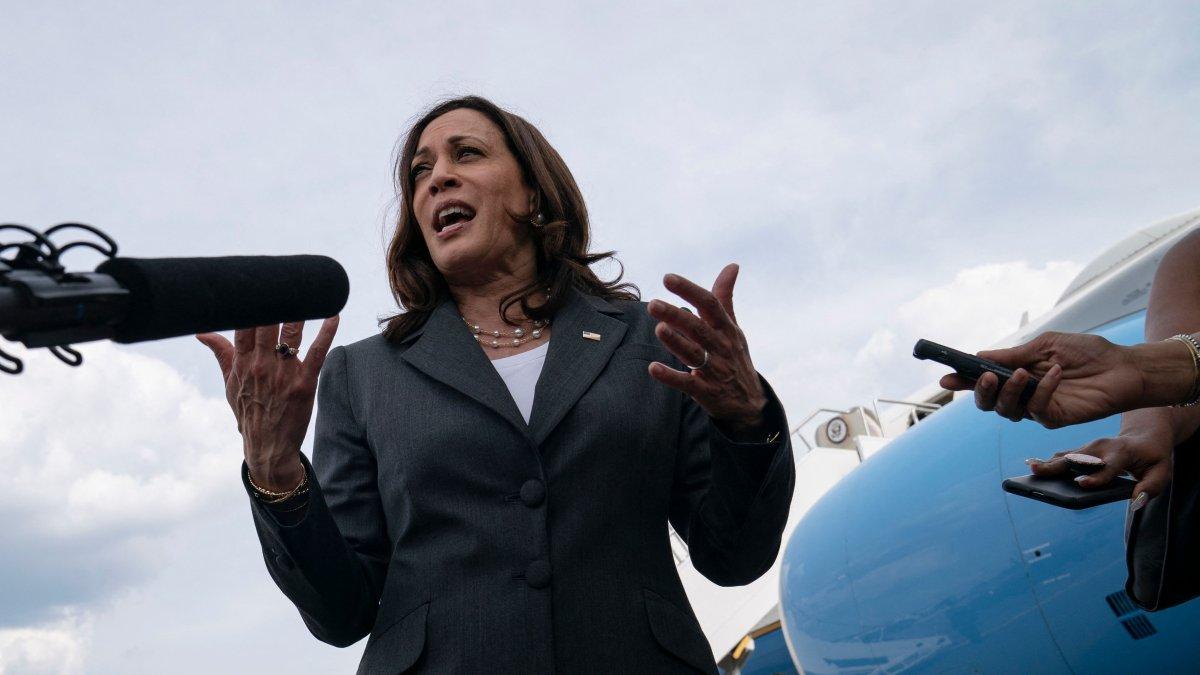 Vice President Kamala Harris to visit the El Paso border this week