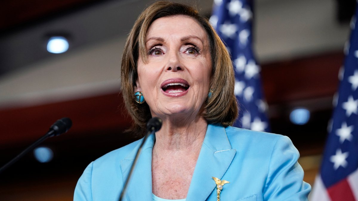 Pelosi could create a new commission to investigate the assault on the Capitol