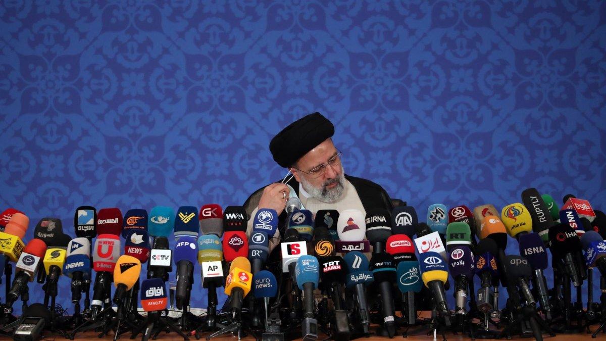 Iranian President Elect refuses to meet with Joe Biden; will not negotiate ballistic missile program