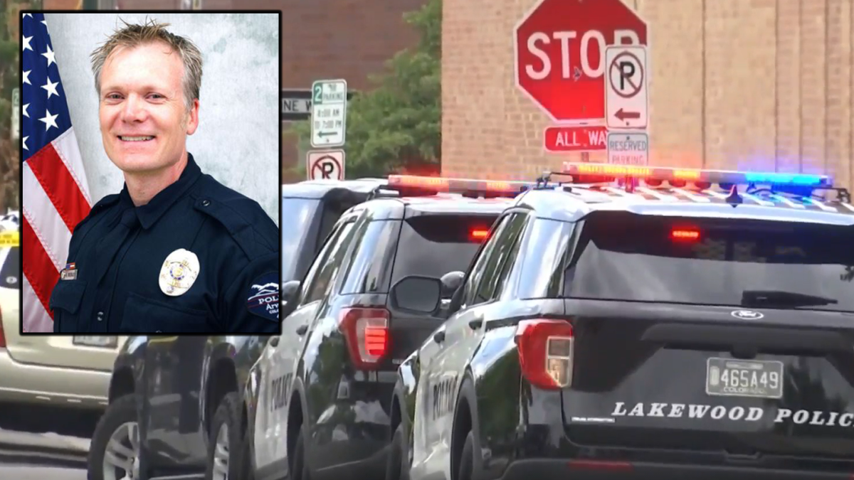 Who was Gordon Beesley, the officer who lost his life in the Arvada shooting?