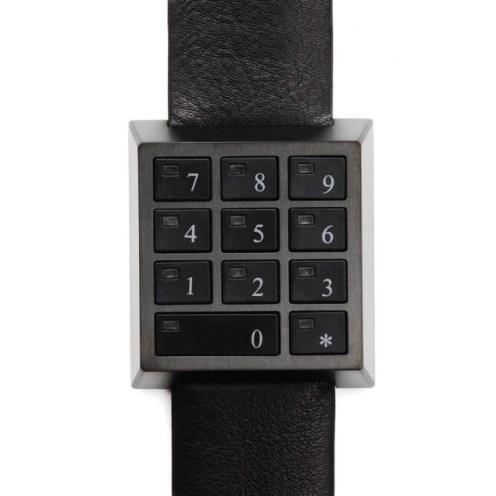 Click Safe noire cuir noir (129€)