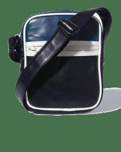 Besace bicolore poches zippées (19.99€)