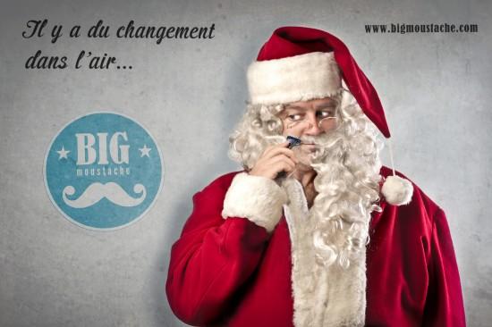 Boutique de Noël Big Moustache