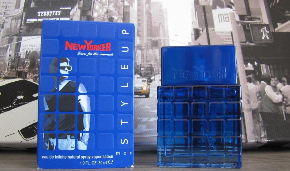 eau de toilette NewYorker Style Up