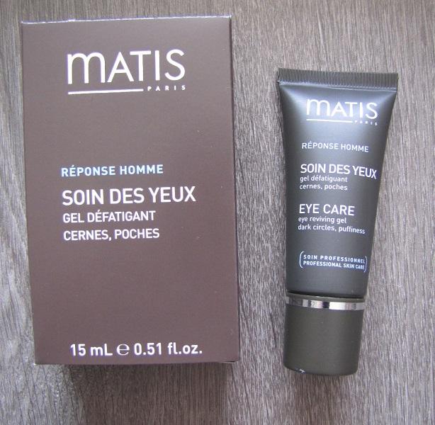 gel defatiguant Matis Paris - Betrousse