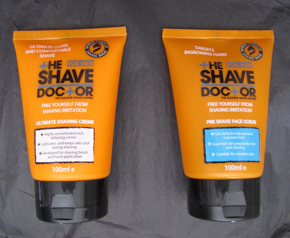 produits de rasage The Shave Doctor