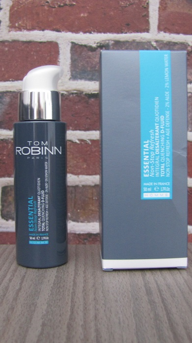 tom robinn essential hydratant desalterant quotidien