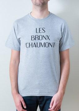 tshirt grey bronx manhattame