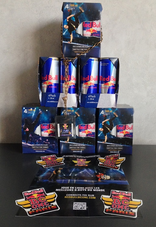 kit red bull bc one