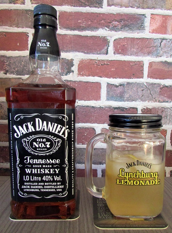 lynchburg lemonade by jack daniels