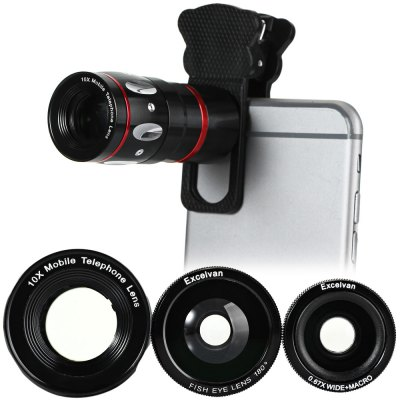 Excelvan Camera Lens