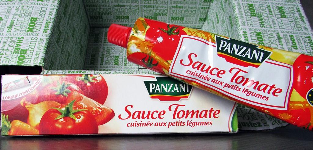 sauce tomate panzani