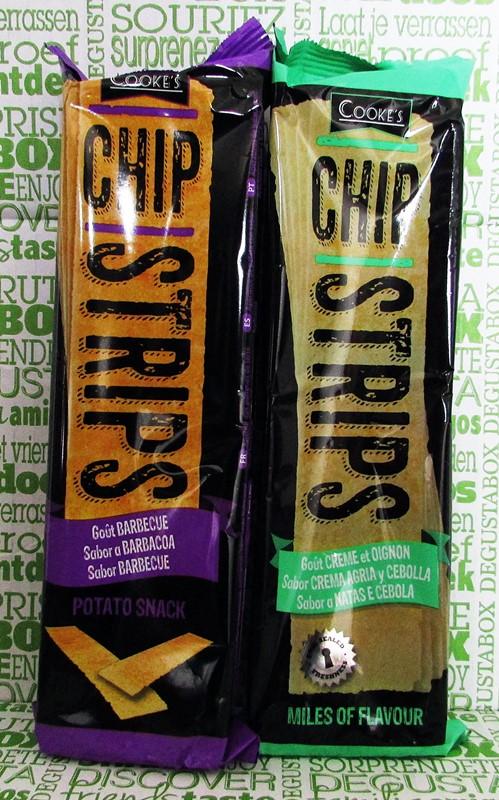 chip strips - degustabox