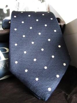 cravate soie Gant