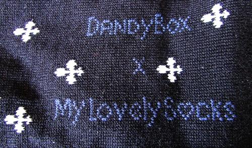 dandybox x lovely socks