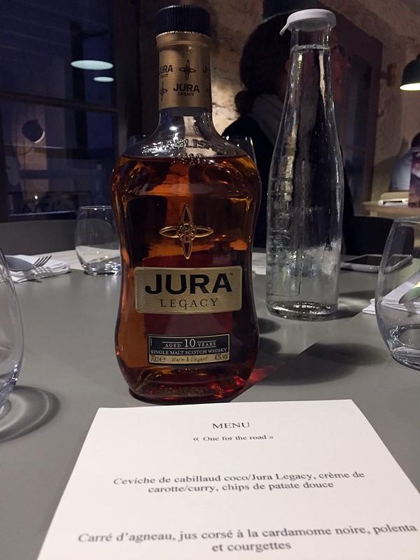 jura whisky legacy