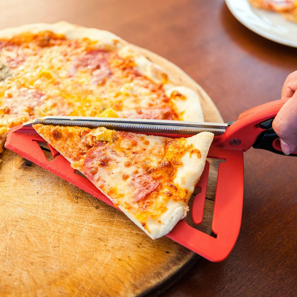 cadeau homme ciseaux pizza