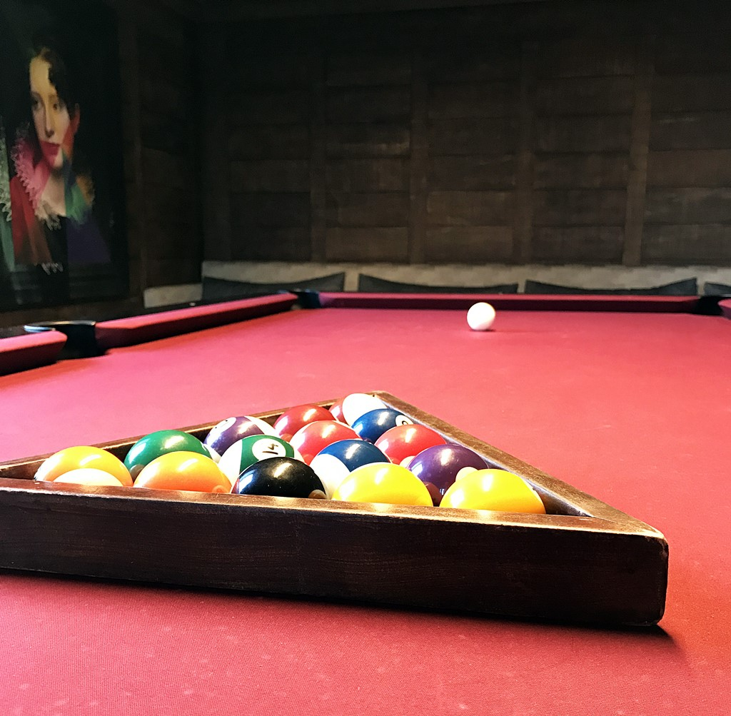 billard 8 pool bar