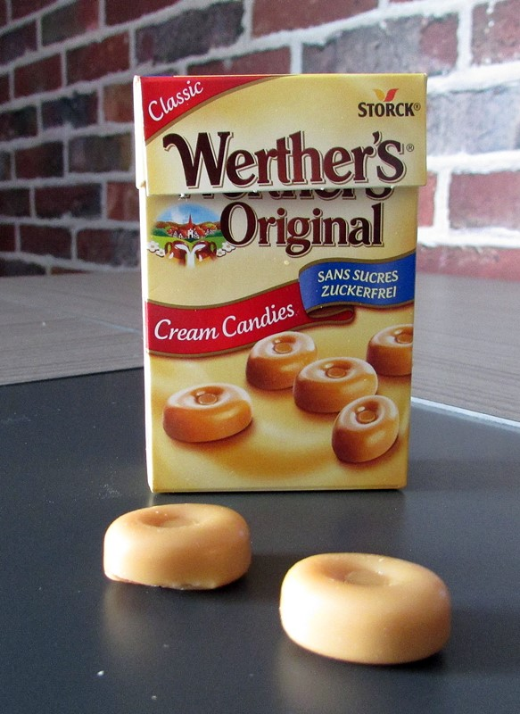 degustabox werthers original