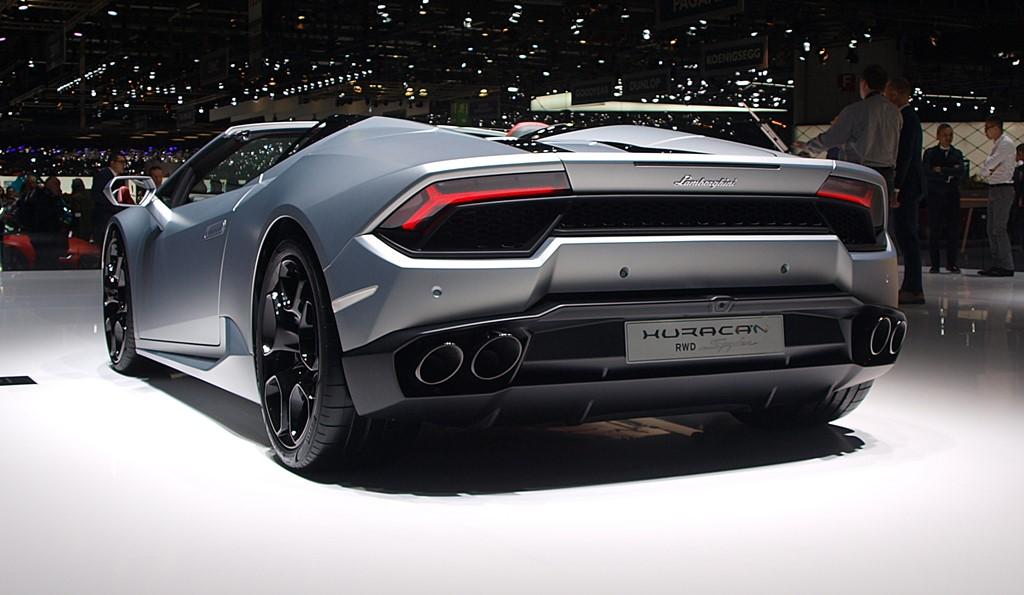 supercars Lamborghini Huracan