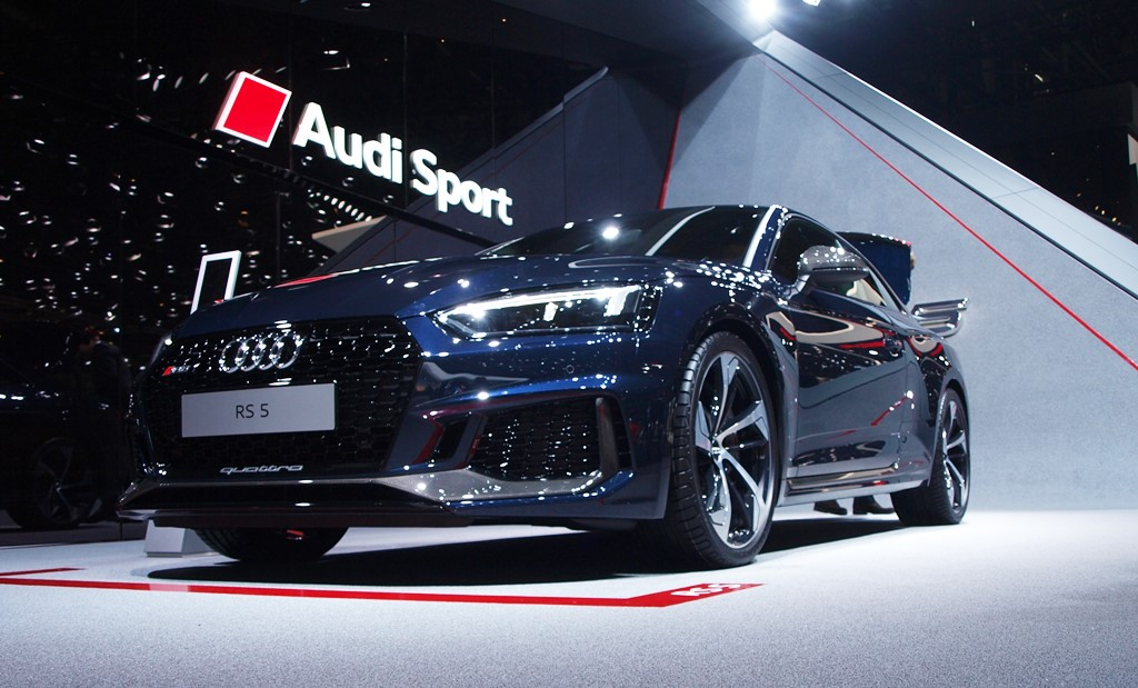 supercars audi sport rs 5